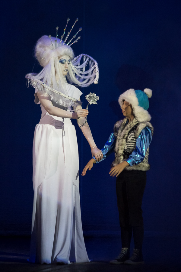 The Snow Queen and Kai
