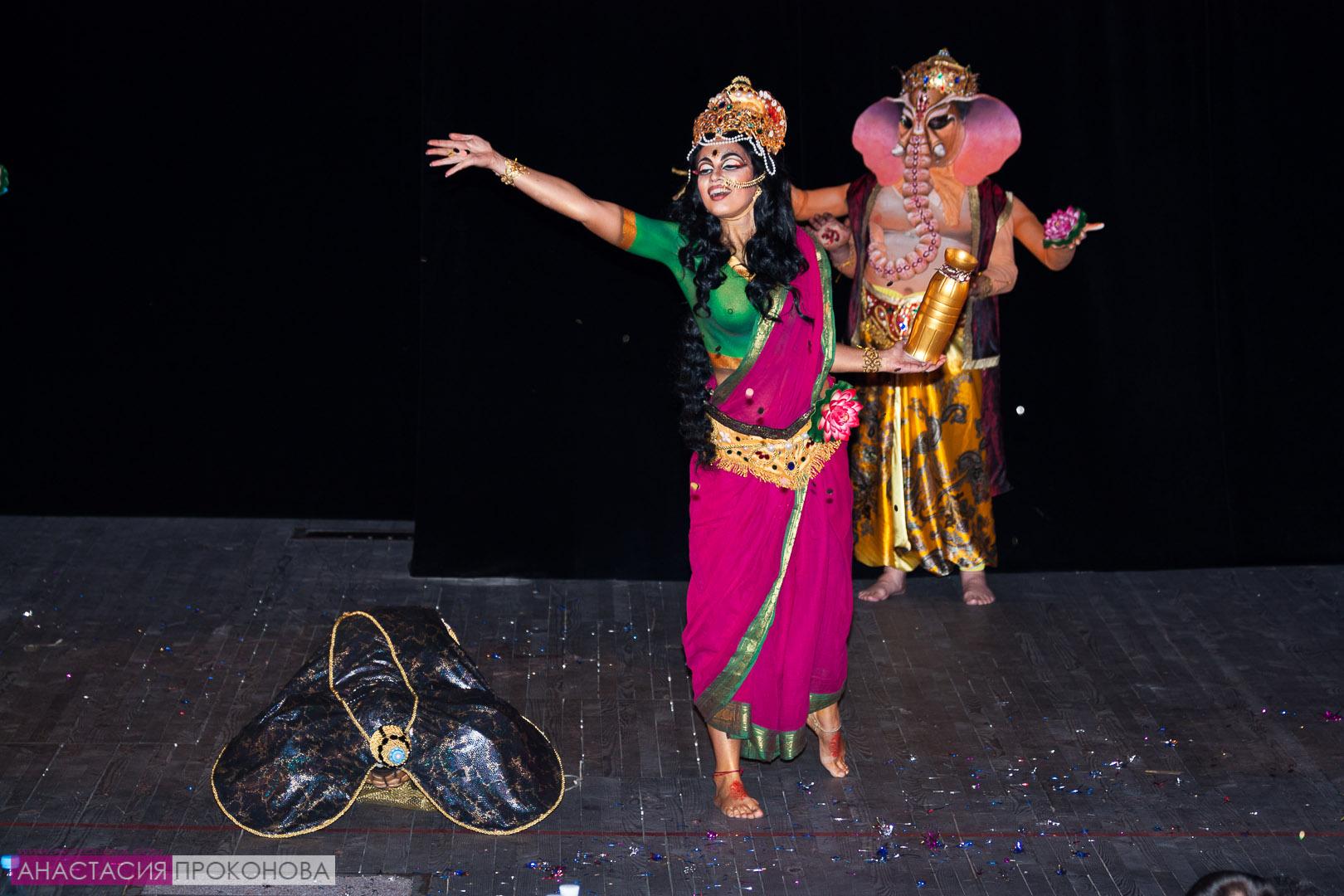 Боги индийского пантеона