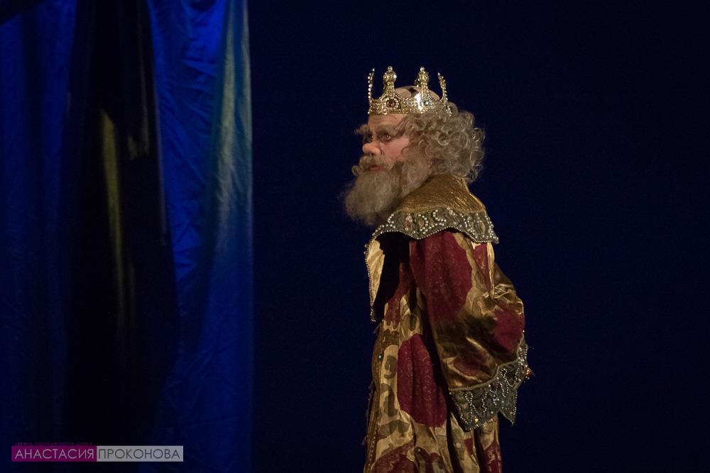 Сказочный образ царя