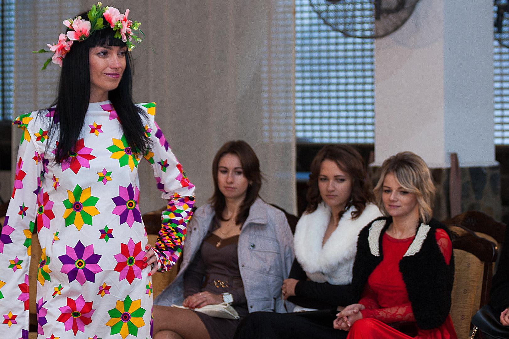 Коллекция Владимира Уманенко. Благотворительный показ мод Odessa fashion wave.2014.