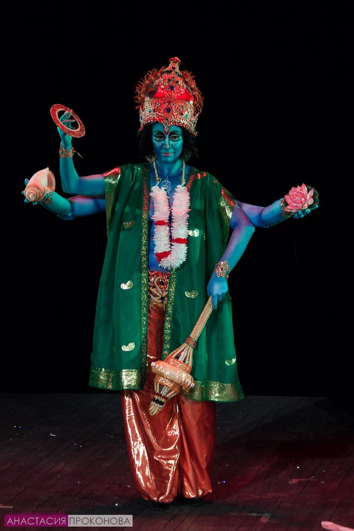 Бог индийского пантеона - Шива
