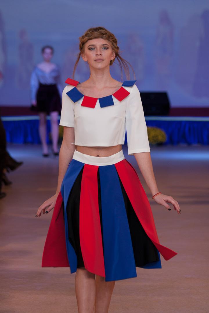 Благотворительный показ мод Odessa fashion wave.2014. Дизайн Карина Коробчинская